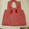 【姉妹の七五三】長女3歳の祝い着。帯付き姿とお被布姿、両方で!