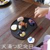 【手作りおせち】少量でも簡単豪華な盛り付け方法。お盆・南天・柚子を活用!