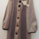 入学式用の服、まさかのコットン生地で作りました。【ラ・スーラさん丸衿ワンピース】
