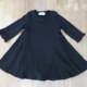 【魔女の宅急便】「キキみたいな服を作って!」と言われ…(汗)~制作編・snuggleさんフレアワンピ